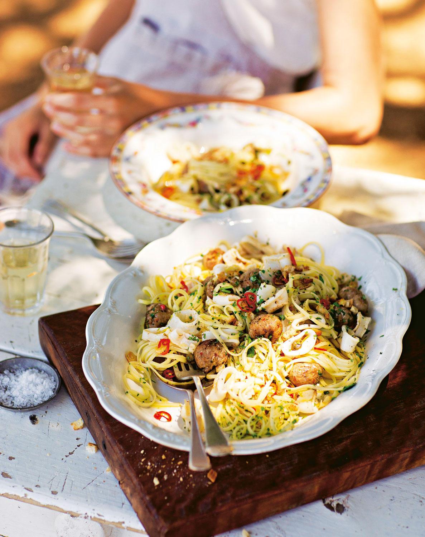 Italien: Rezepte aus der Toskana: Einfach und gut | BRIGITTE.de