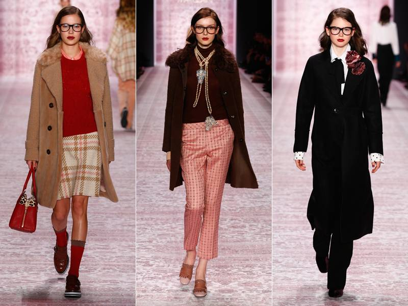Marc Cain Herbst/Winter 2016: Fashion-Nerds