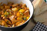 """Aus Chili con Carne wird Chili con Chicken: In dieser Variante wird nicht Hackfleisch, sondern Hähnchenbrustfilet als """"carne"""" verwendet. Zum Rezept: Chili con Chicken"""