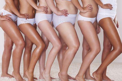 Straffe Haut: Mit diesen Tipps bleibt alles schön knackig!