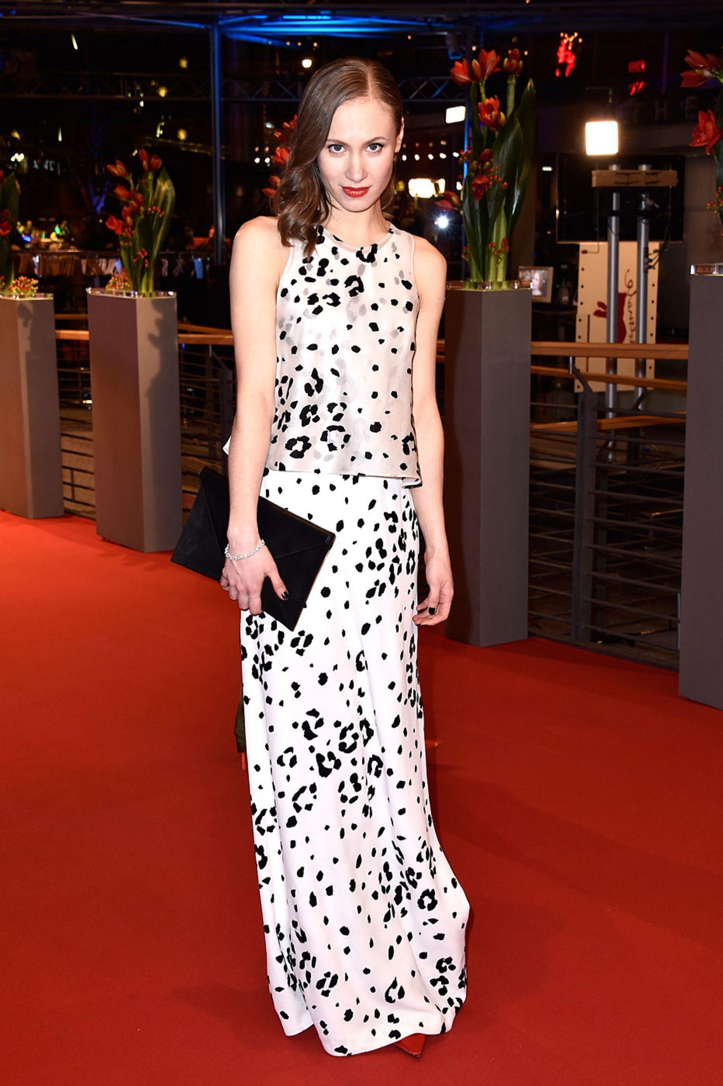 Berlinale 2016: Alina Levshin