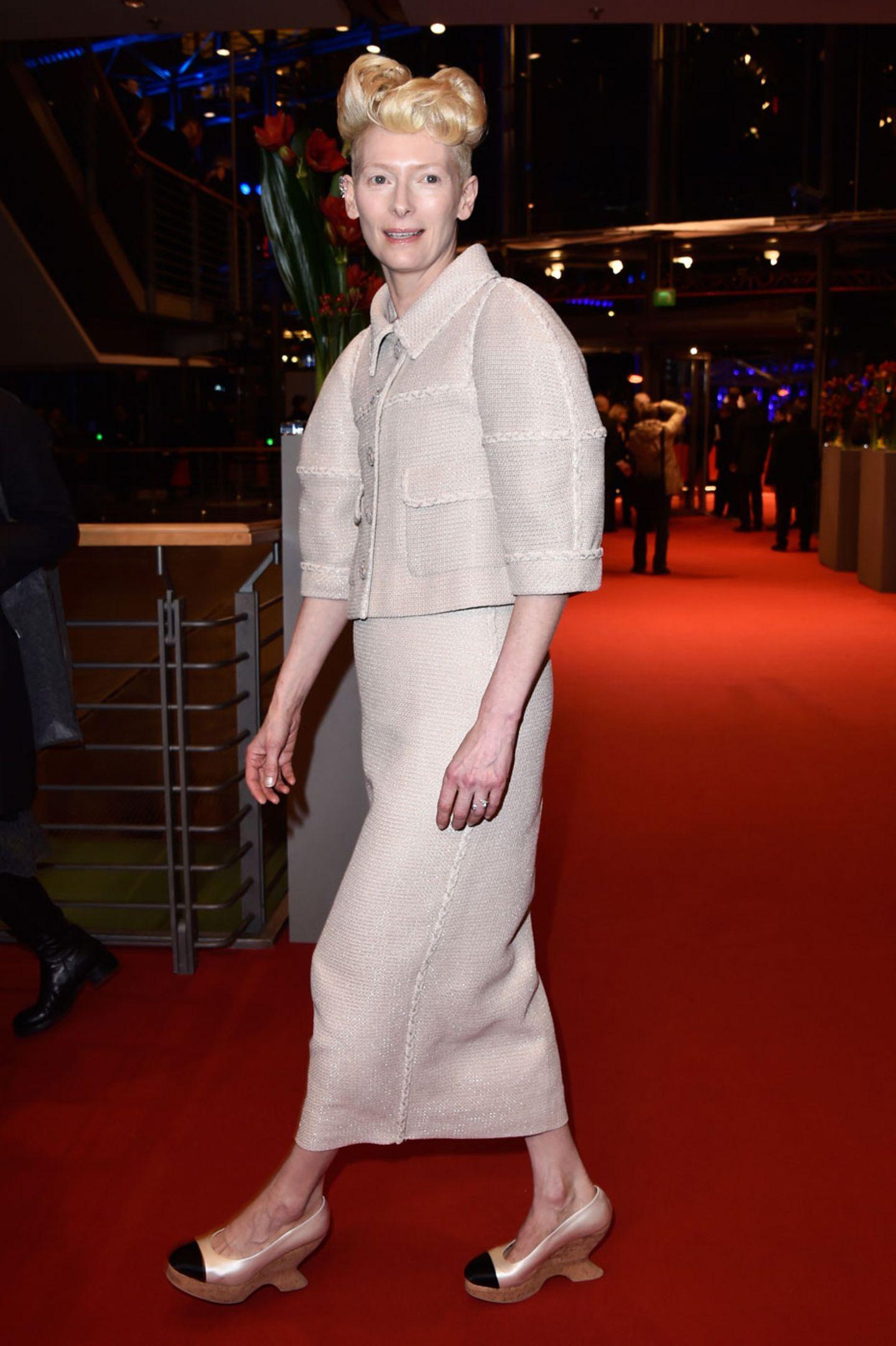 Berlinale 2016: Tilda Swinton