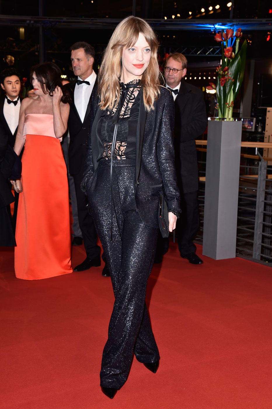 Berlinale 2016: Heike Makatsch