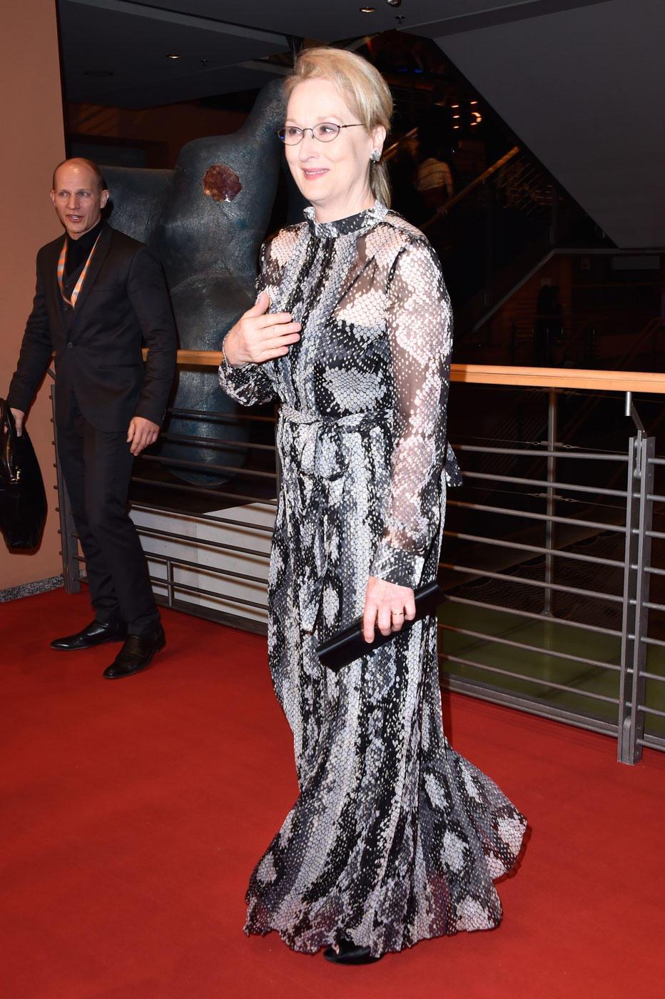 Berlinale 2016: Meryl Streep