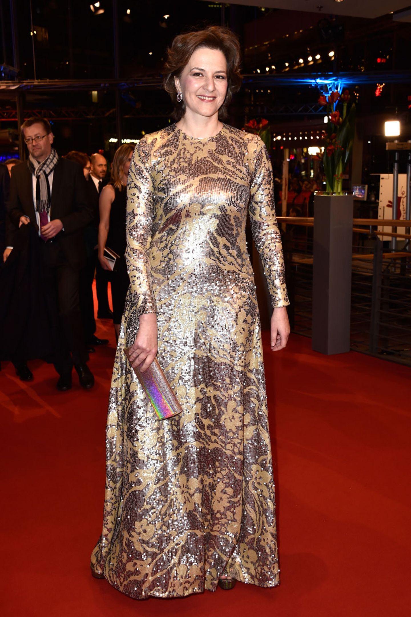 Berlinale 2016: Martina Gedeck