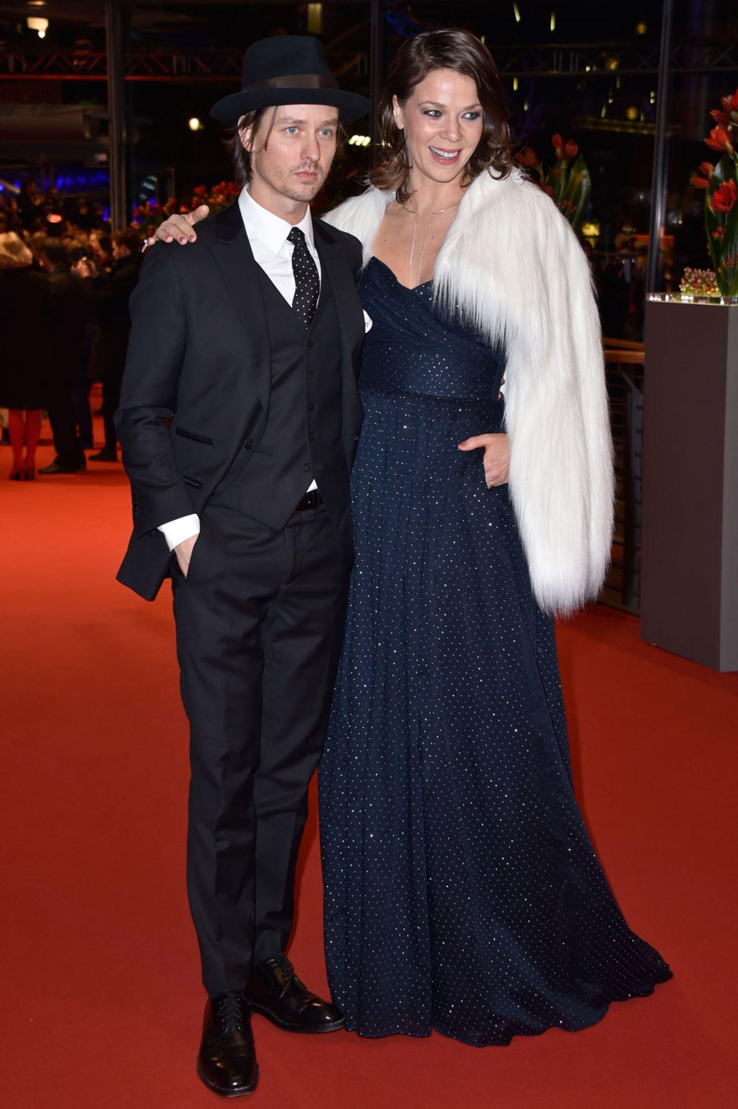 Berlinale 2016: Tom Schilling und Jessica Schwarz