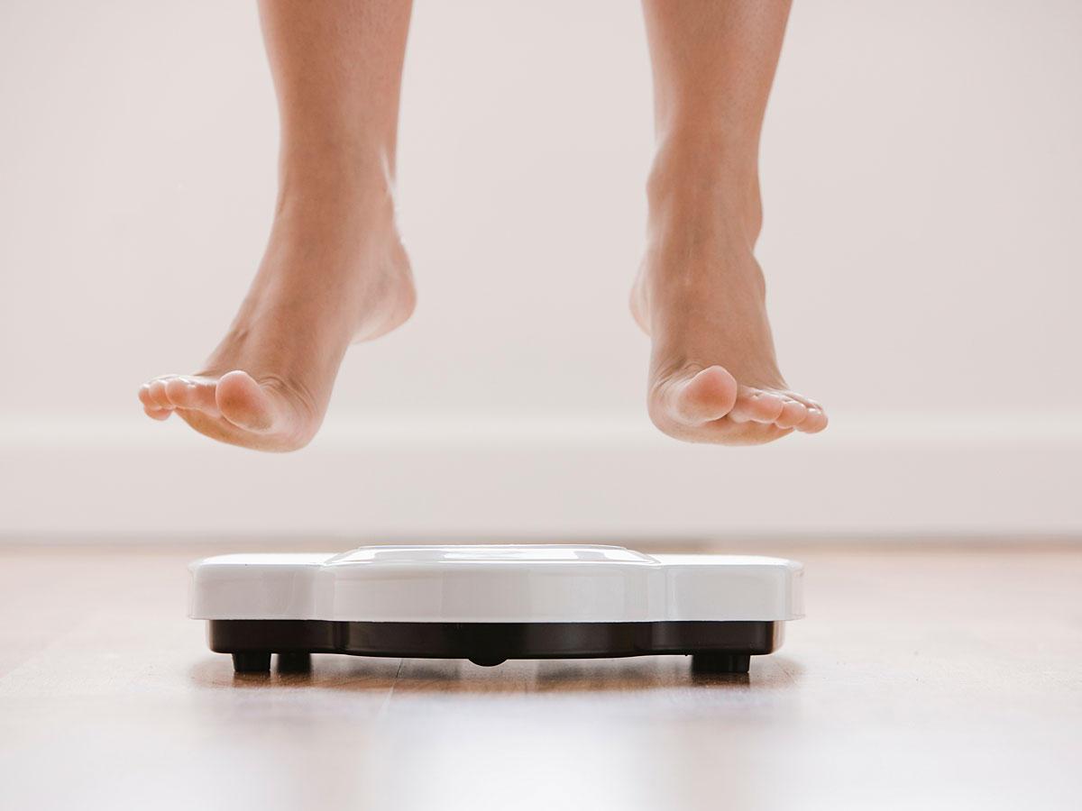 Drei Kilo verlieren - so geht's!
