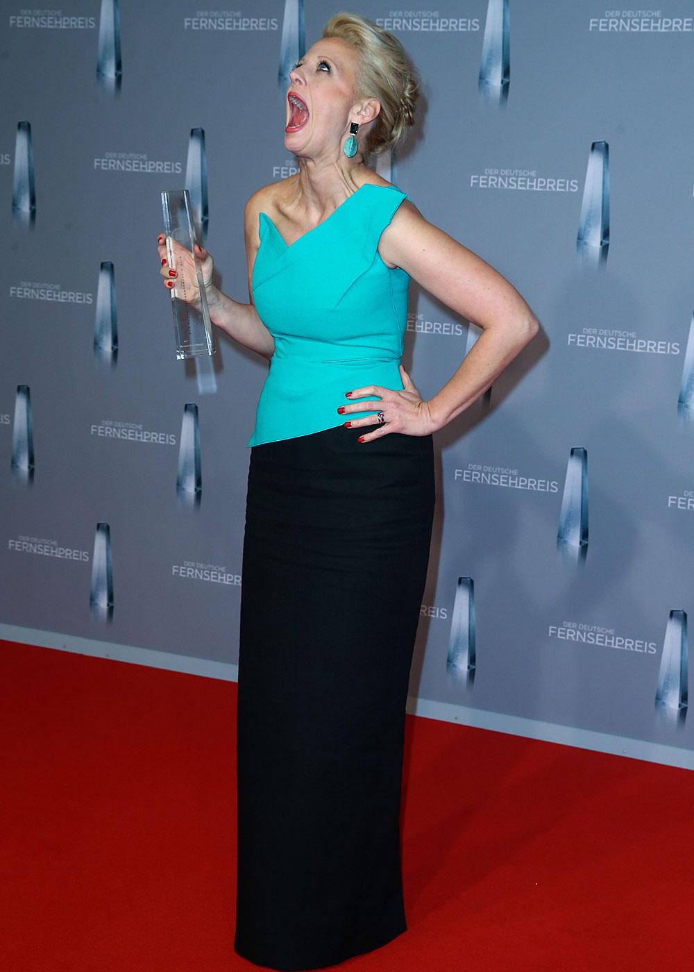Die Verleihung des Deutschen Fernsehpreises 2016