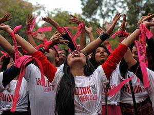 Die ganze Welt tanzt gegen sexuelle Gewalt - tanzt mit!