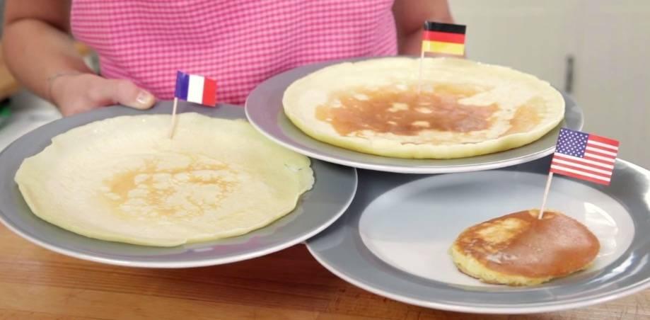 Rezepte: Pfannkuchen, Crêpes und Pancakes