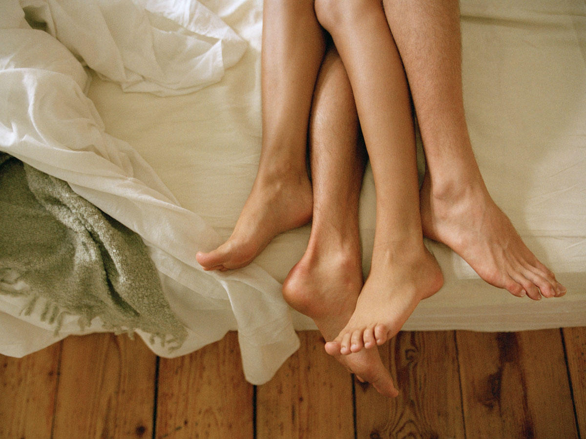 Haben alle anderen Paare den besseren Sex?