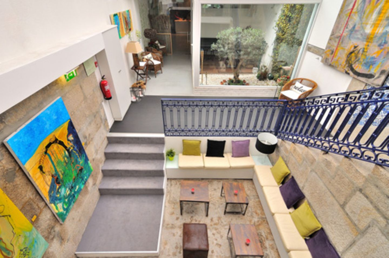 Porto: Gallery Hostel