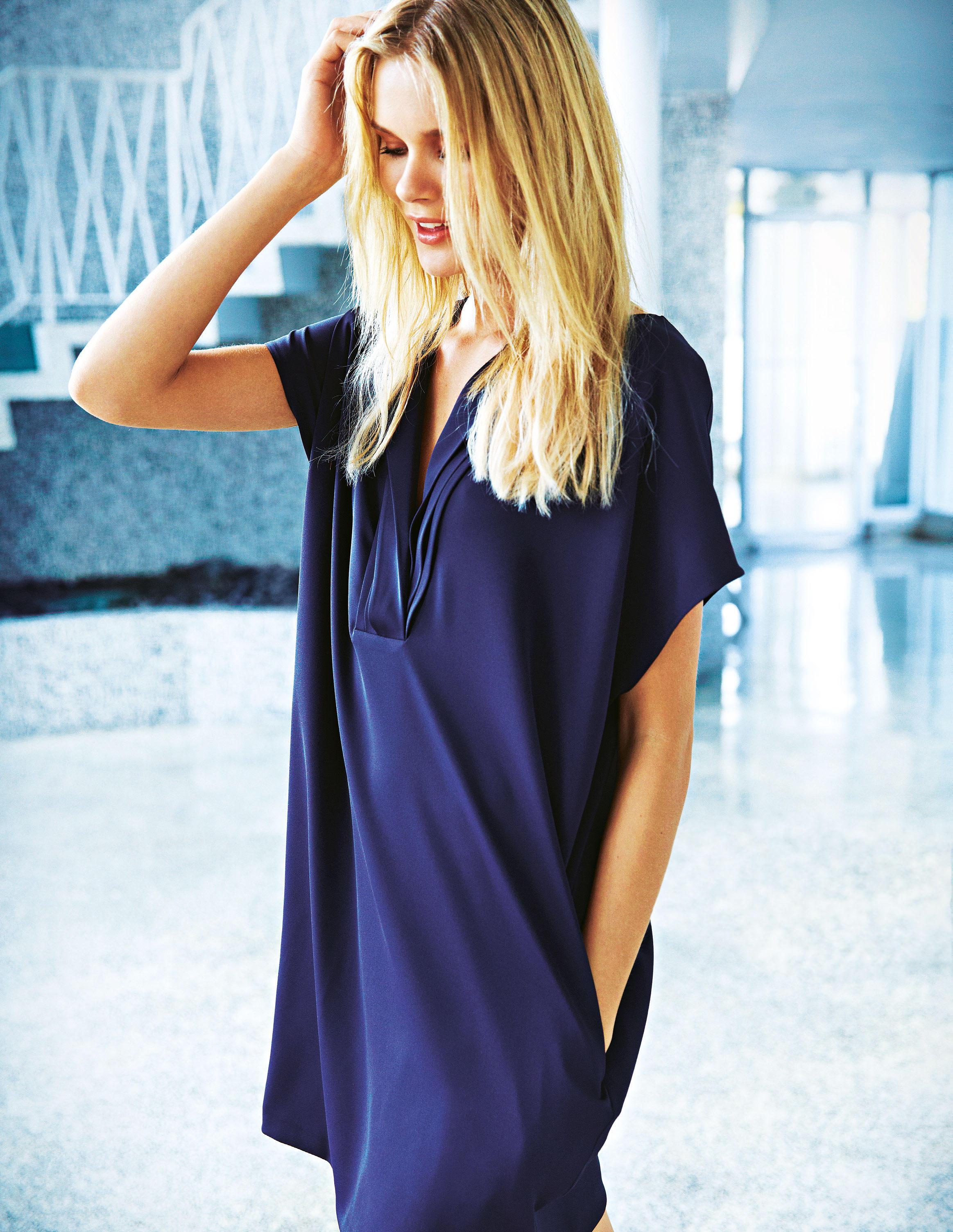 Selbermachen: Sommerkleider nähen - acht luftige Modelle | BRIGITTE.de