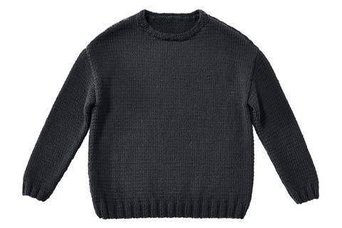 Schlichten Pullover stricken
