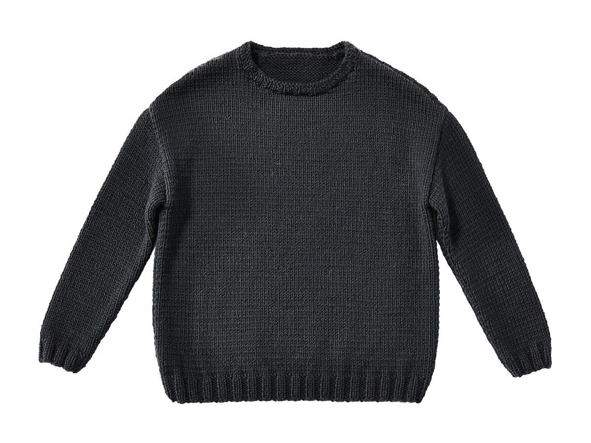 strickmuster schlichten pullover stricken. Black Bedroom Furniture Sets. Home Design Ideas