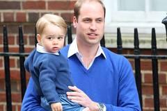 """Prinz William: """"Seit ich Vater bin, gehen meine Gefühle mit mir durch"""""""