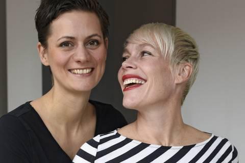 Linda und Katie - eine Liebe zwischen Business und Baby
