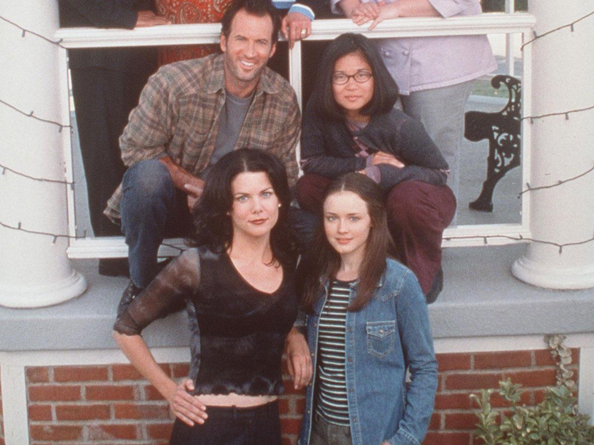"""Ausgerechnet: Auf SIE müssen wir beim """"Gilmore Girls""""-Revival verzichten"""