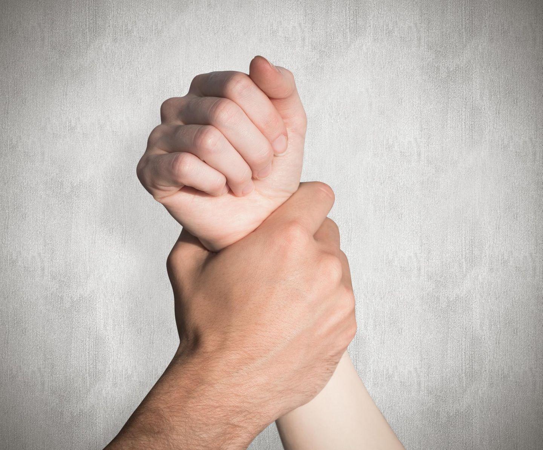 """Tabuthema häusliche Gewalt: """"Mein Mann schlägt mich!"""""""