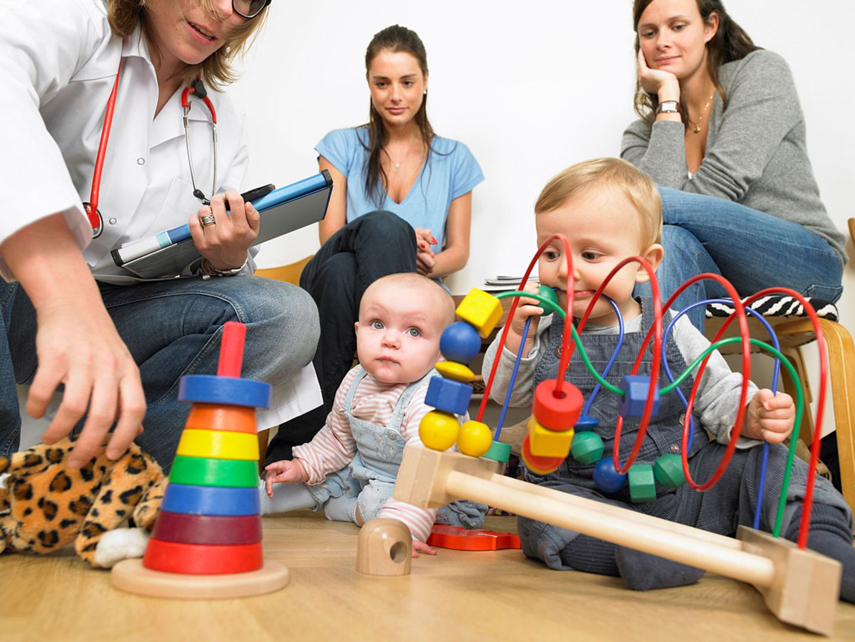 Gefangen in der Keimhölle Kinderarzt