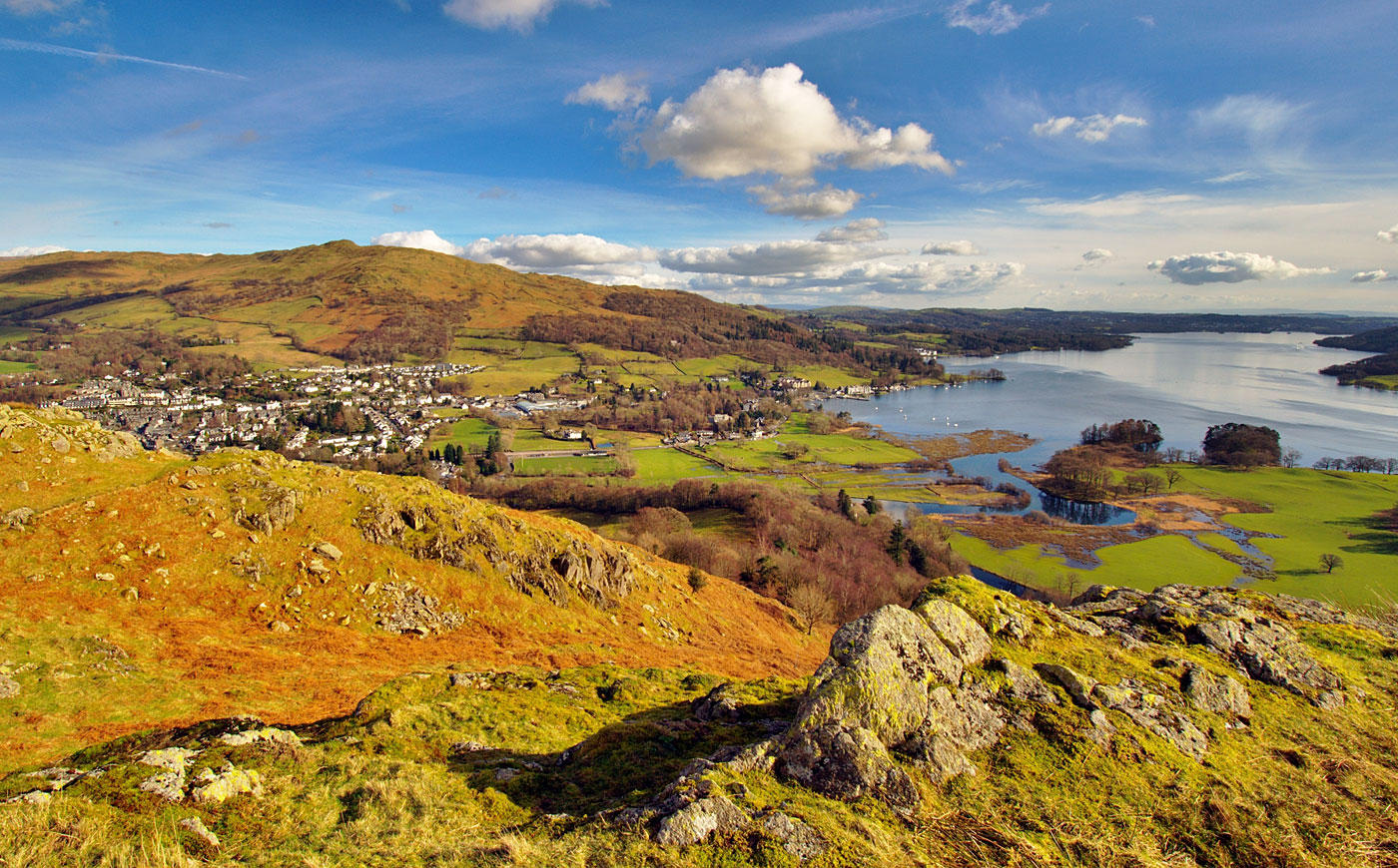 Touring The Lake District In England