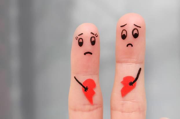 Engagement phobische Männer nach der Scheidung