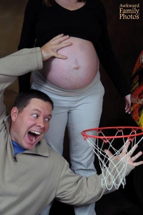 Basketbauch