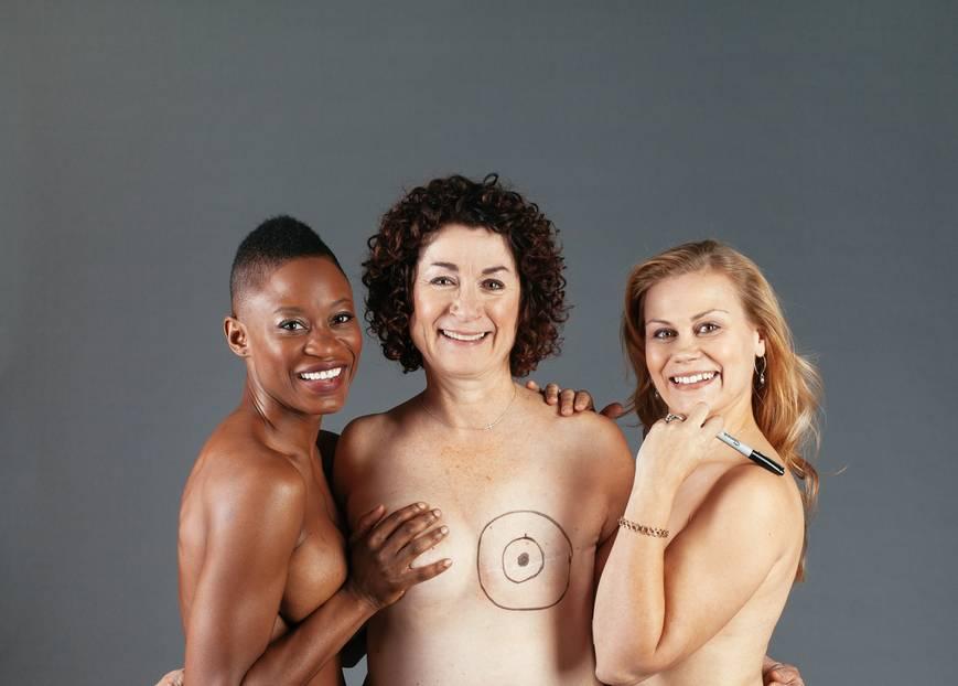 Olunike Adeliyi, Diane D'Aquila und Monica Dottor
