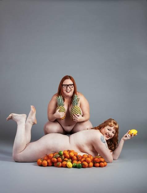 Amanda Scriver und Yuli Scheidt