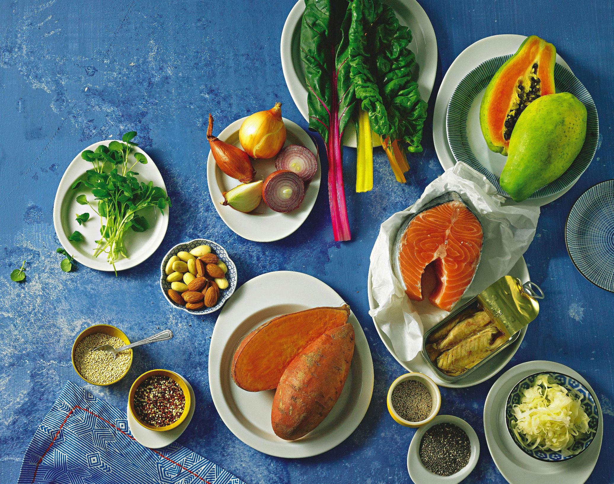 rezepte: die superfood-diät mit 7-tage-plan zum abnehmen | brigitte.de