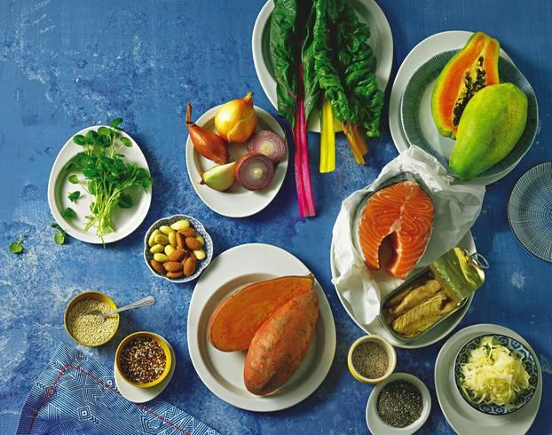 rezepte die superfood di t mit 7 tage plan zum abnehmen. Black Bedroom Furniture Sets. Home Design Ideas