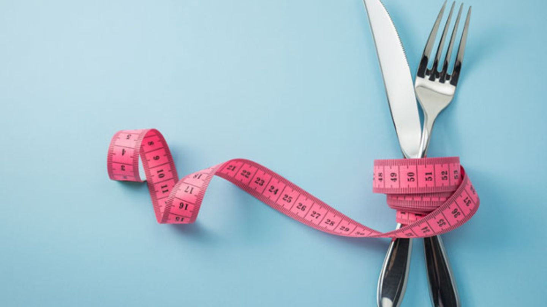 Rosa Salz zur Gewichtsreduktion