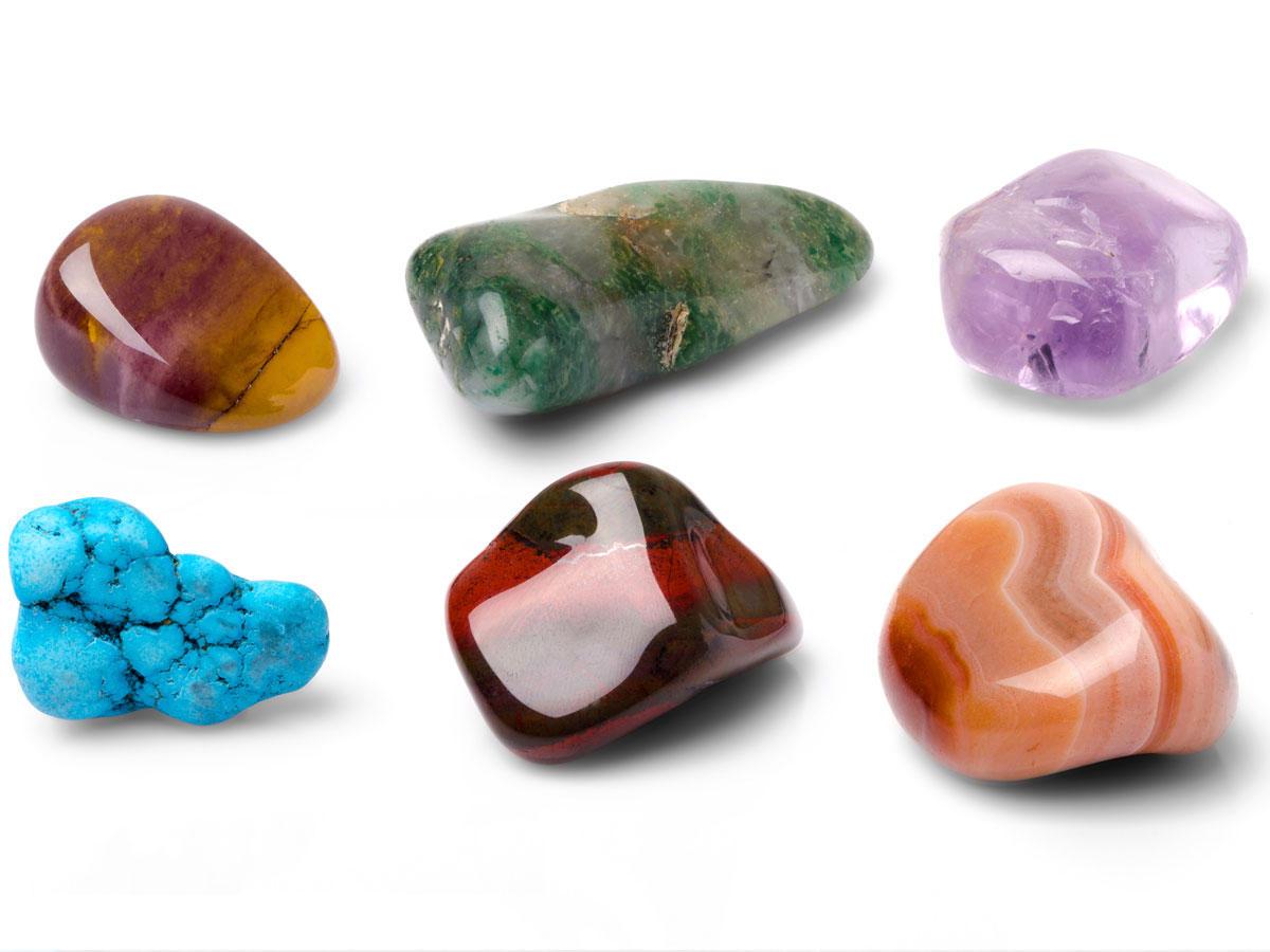 Tippe auf einen Stein und erfahre, welche Aufgabe jetzt für dich wichtig ist