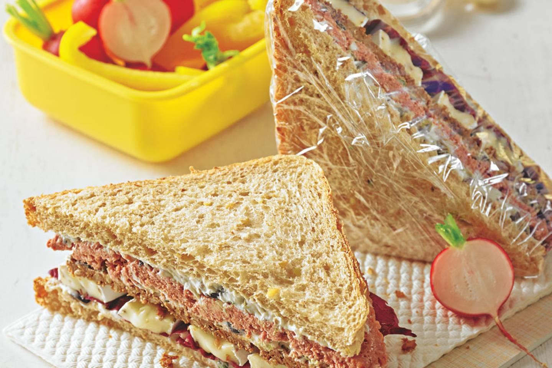 Sandwich-Diät-Menü