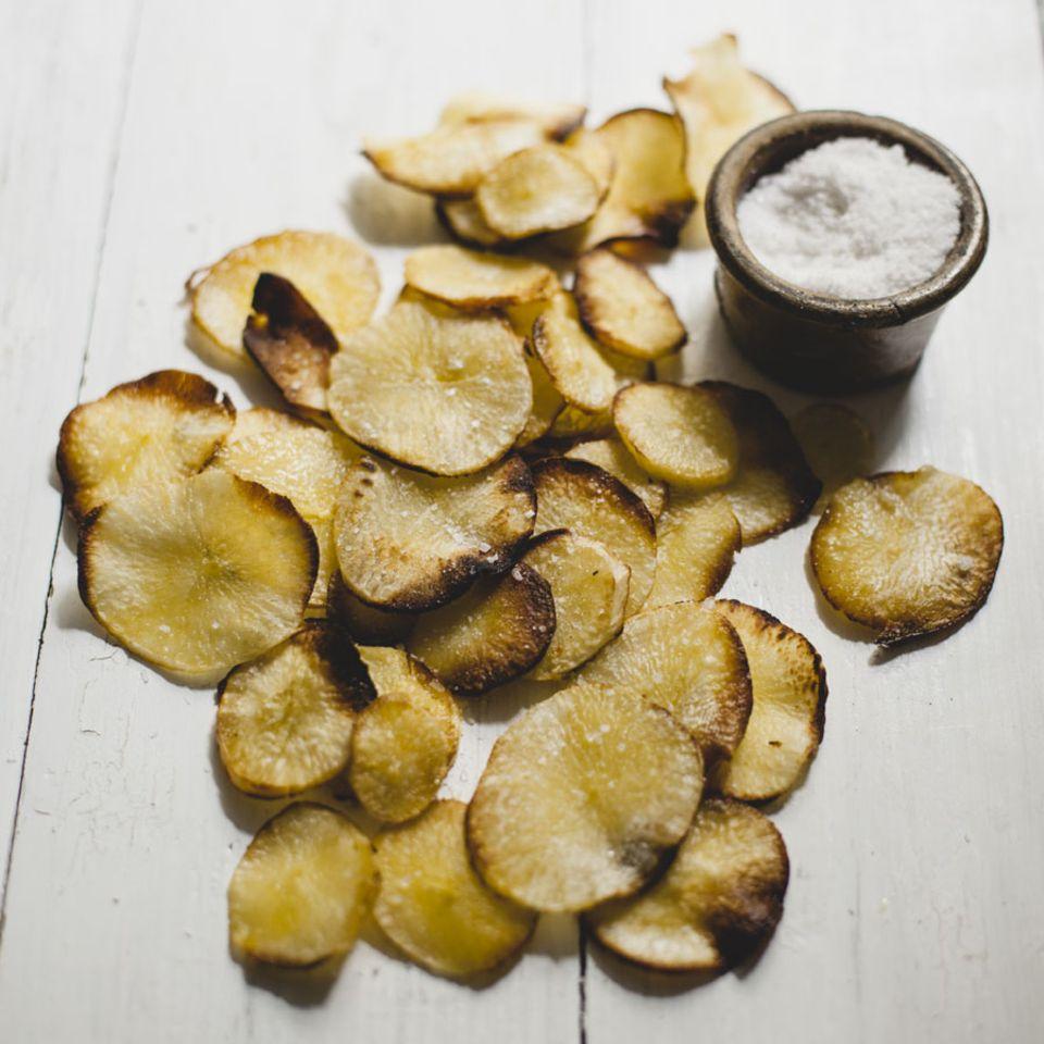 Maniok-Chips