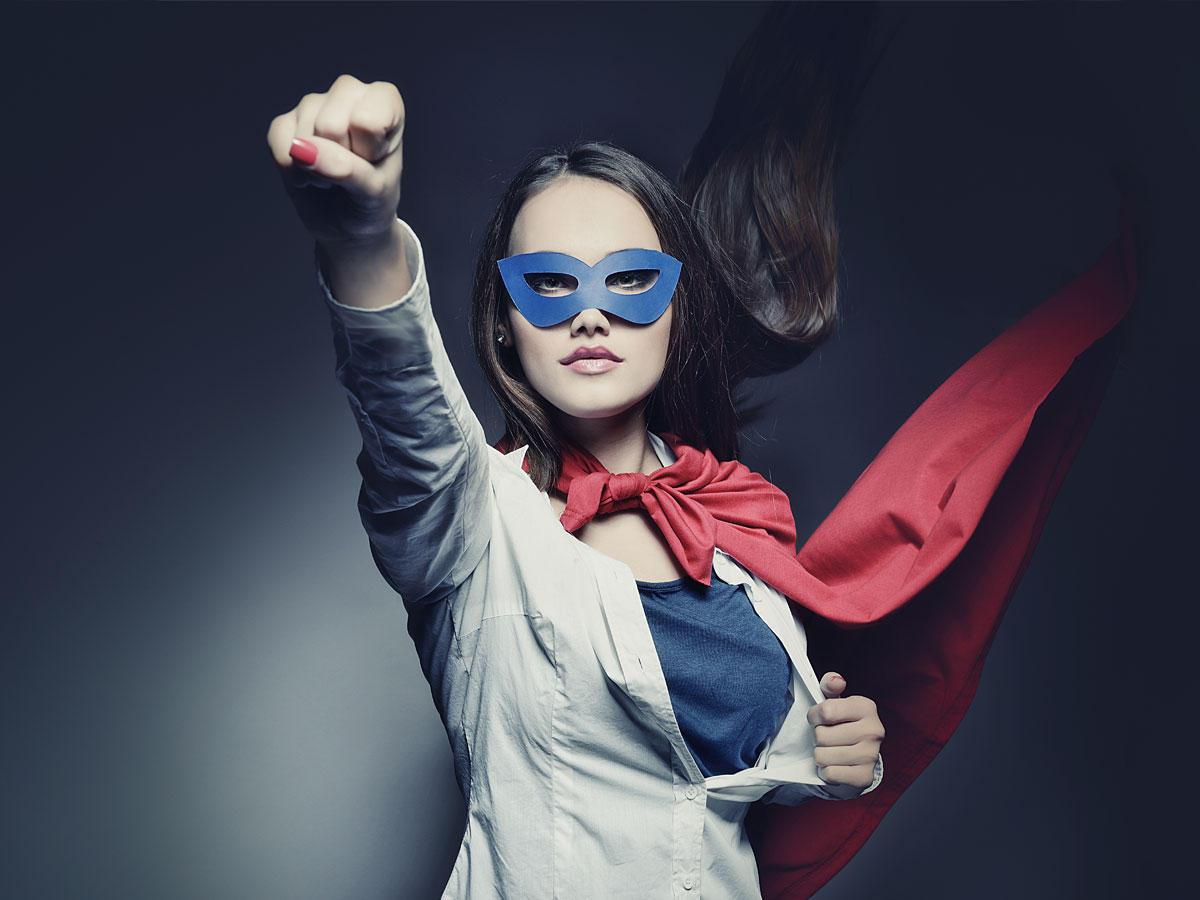 Endlich entschlüsselt: Genau SO muss die moderne Frau heute wirklich sein!