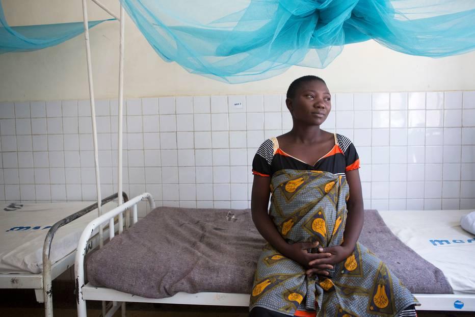 Agnes aus Tansania