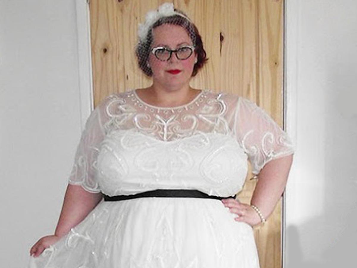 Nett Plus Size Brautkleider Für Die Reife Bräute Zeitgenössisch ...