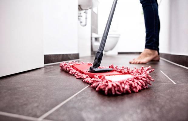 Putztipp: Das solltest du tun, bevor du dein Badezimmer putzt ...
