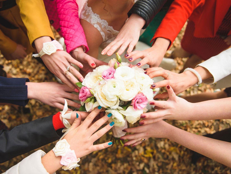 Hochzeitsrituale: Traditionelle Hochzeitsbräuche