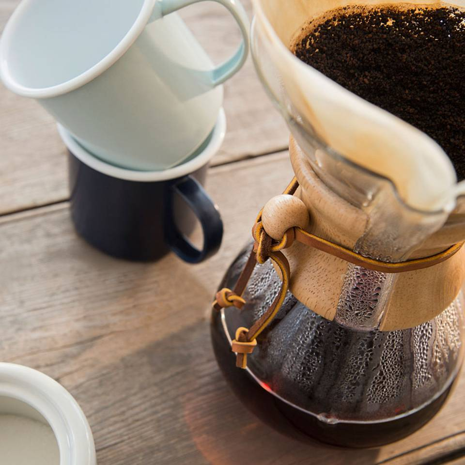 Kaffee richtig kochen - so geht's