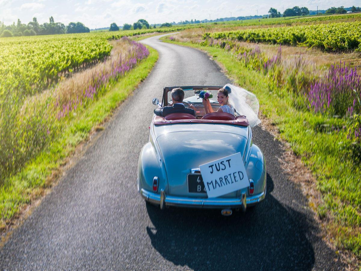 Die schönsten Ziele für die Hochzeitsreise