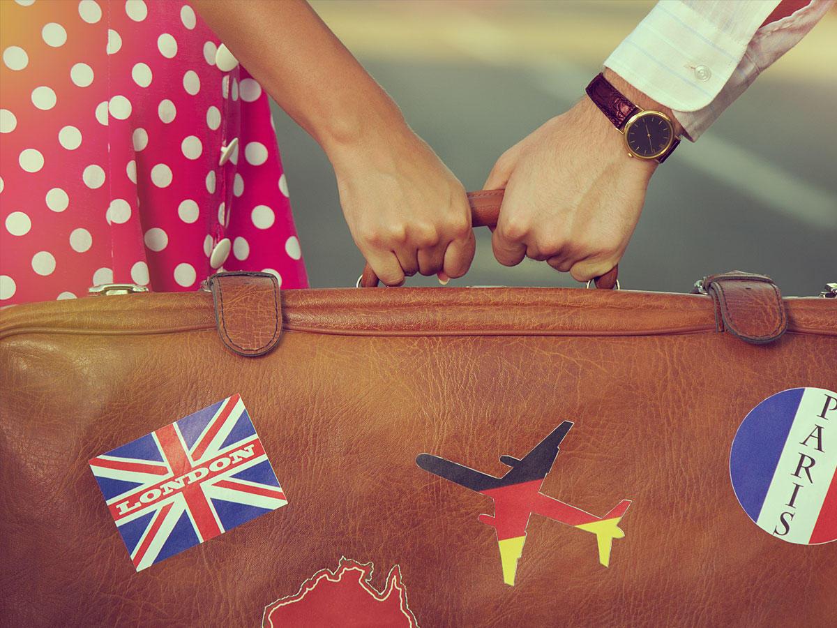 Kurzurlaub für Verliebte (und alle, die es wieder werden wollen)