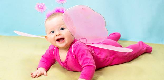 Baby-Kostüm selber machen: Ideen zu Karneval
