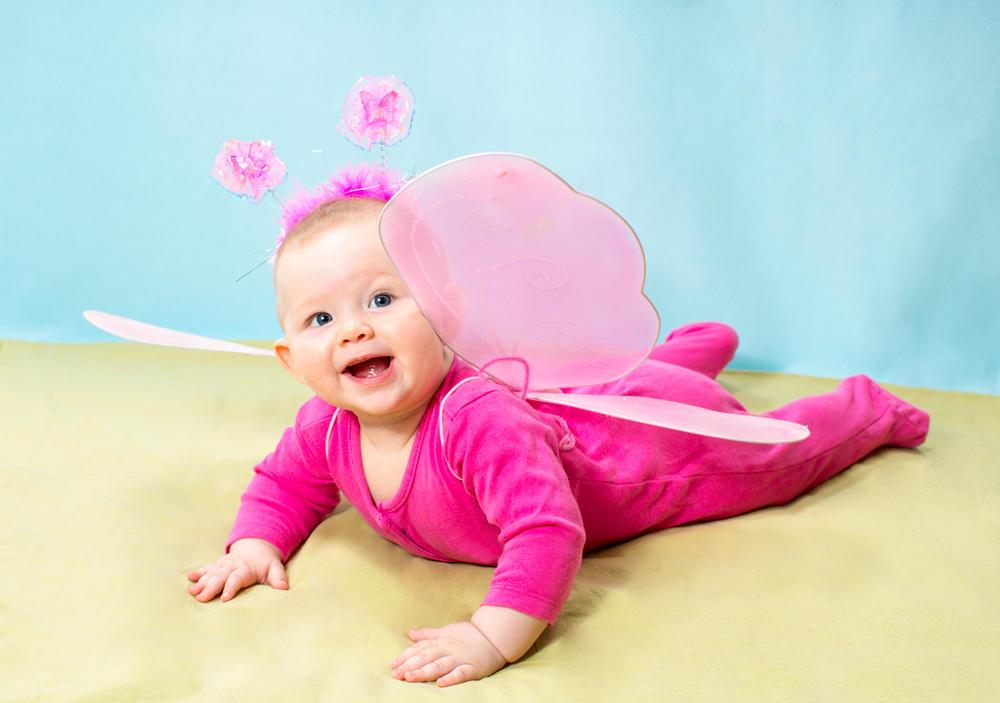 Baby-Kostüm selber machen: Ideen zu Karneval   BRIGITTE.de