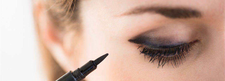 Das sind die 7 häufigsten Eyeliner-Fehler