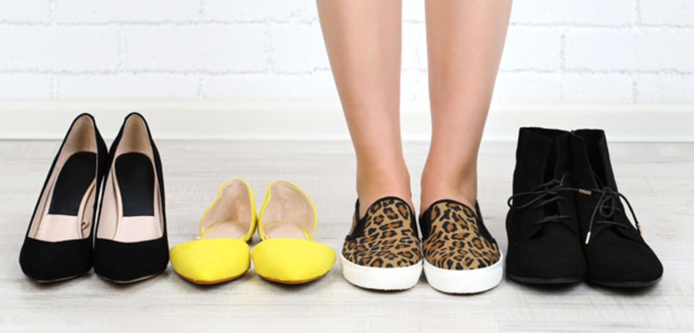 Diese 5 Paar Schuhe braucht jede Frau