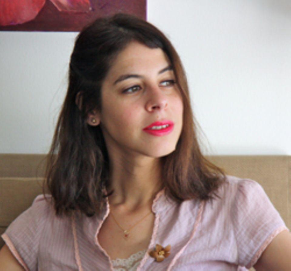 Die Soziologin Orna Donath (39) lehrt unter anderem an der Ben-Gurion-Universität des Negev in Be'er Scheva