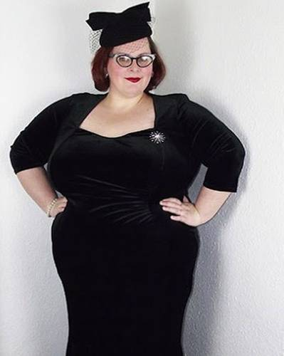 Plus Size Bloggerin: Spaß an Mode: Lolly likes Fatshion
