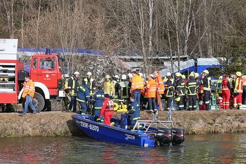 Tote und Verletzte bei Zugunglück in Oberbayern - so könnt ihr helfen!